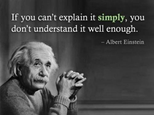 Einstein simple