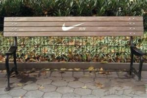 nike bench